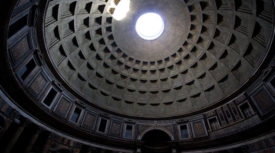 Pantheonin oculus @ Daisyr Flickr.com CC