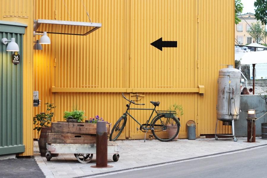 Sisäänkäynti ravintola Oaxeniin. Kuva: Heather Sperling, flickr.com, CC BY 2.0