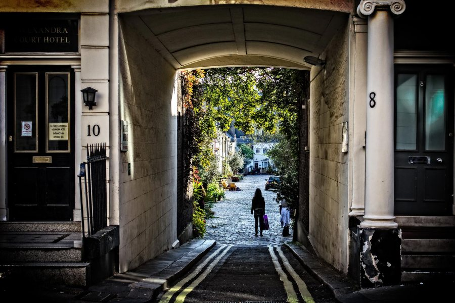 Tunnelmallista Lontoota. Kuva: Garry Knight, flickr.com, CC BY 2.0