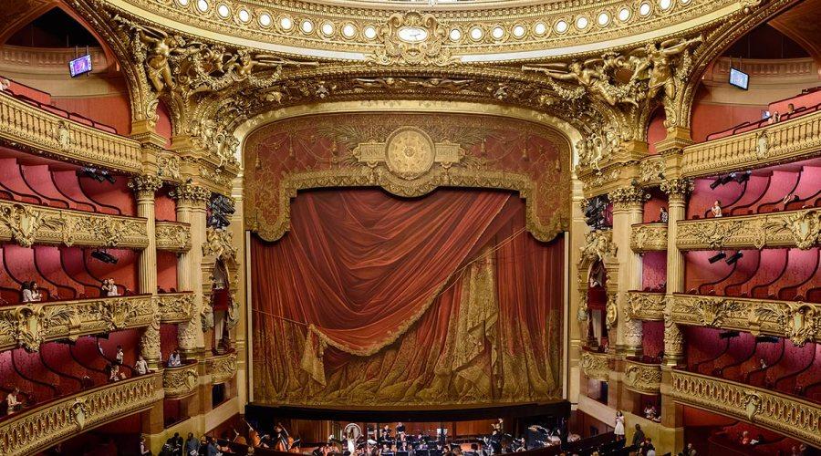 Palais Garnier. Kuva: Public Domain