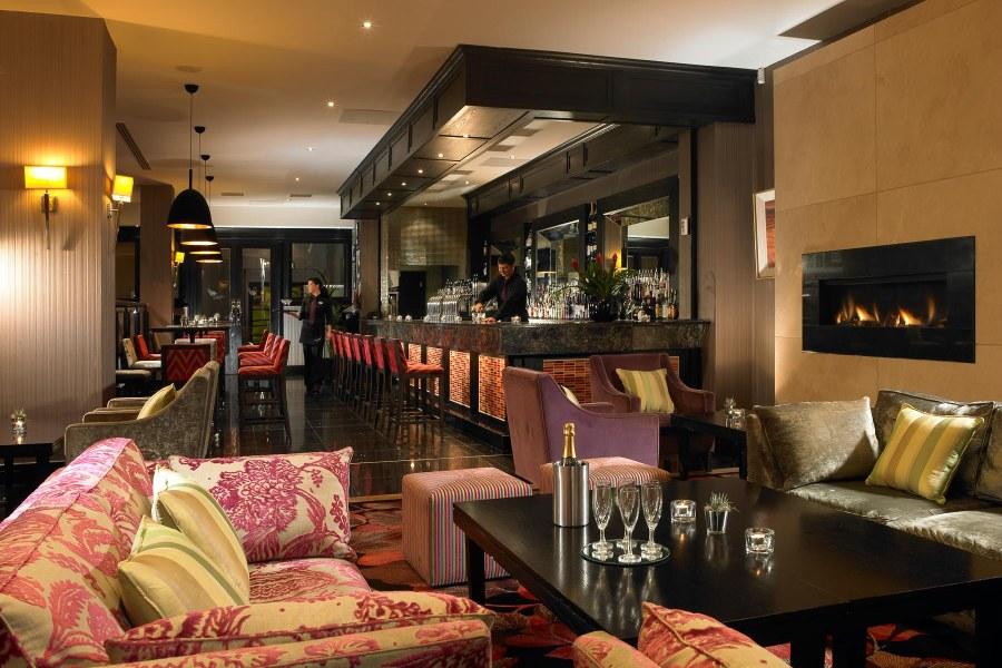 Ashling hotellin baari, Dublin. © Ashling Hotel