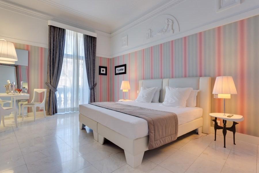 Deluxe-sviitti © Grand Hotel Palace
