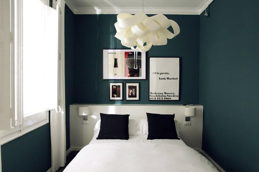 Standardi kahden hengen huone © Bead & Break