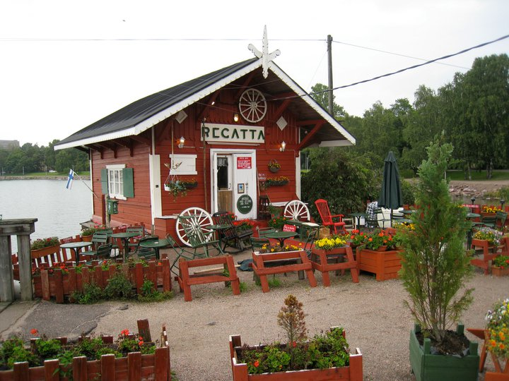 Kuva: Cafe Regattan Facebook-sivuilta