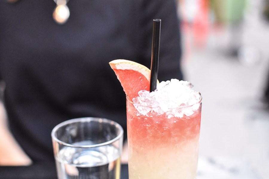 Linje Tio Hornstullista on tunnettu cocktail-keidas. Kuva: Soile Vauhkonen