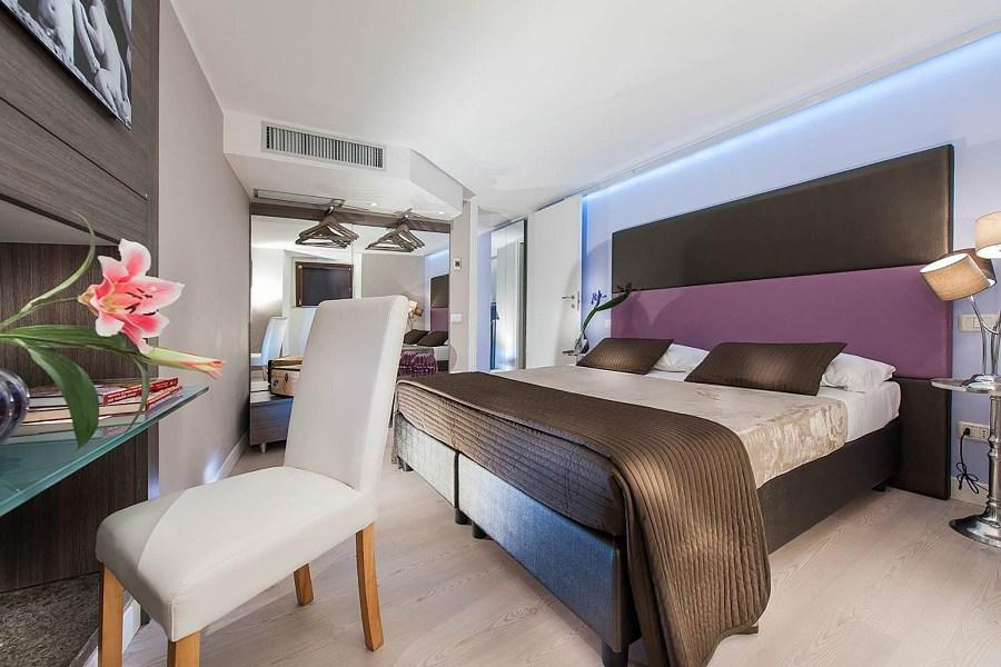 Elegantti kahden hengen huone © HiSuiteRome