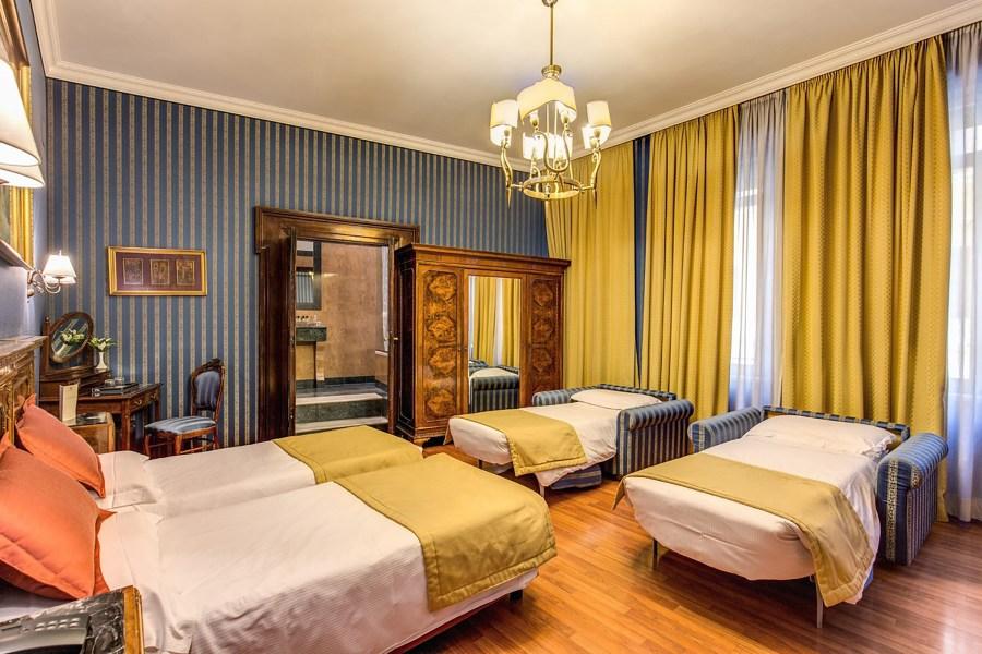 Imperon tilava perhehuone © Impero Hotel