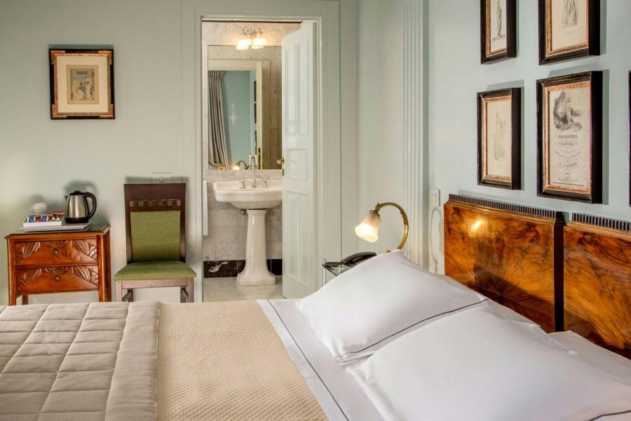 Kahden hengen huone © Hotel Alexandra