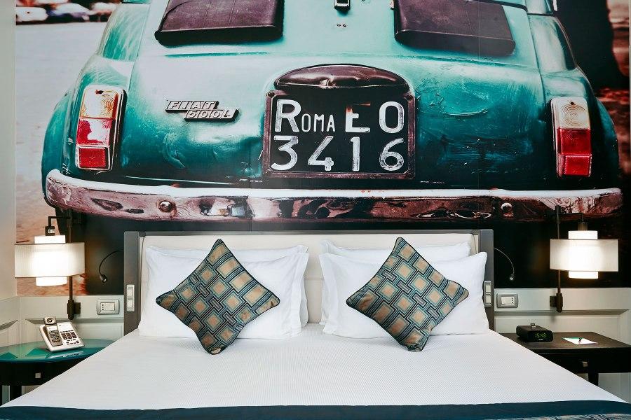 Superior room yksityiskohta © Hotel Indigo