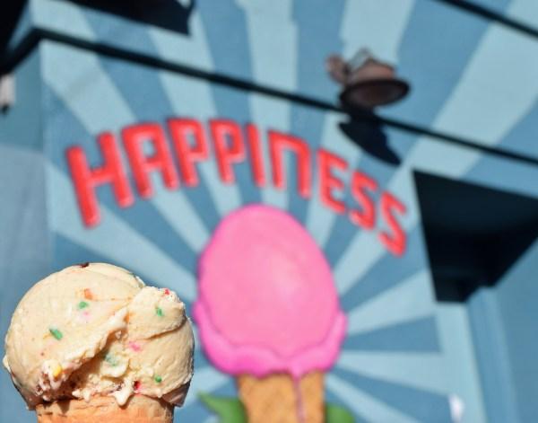 Bi-Rite on yksi San Franciscon suosituimmista jäätelöbaareista. Kuva: Reetta Kemppi