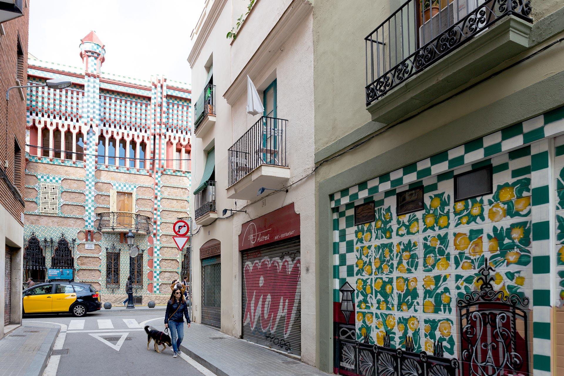 Gaudi, Casa Vicens © Tuulia Kolehmainen