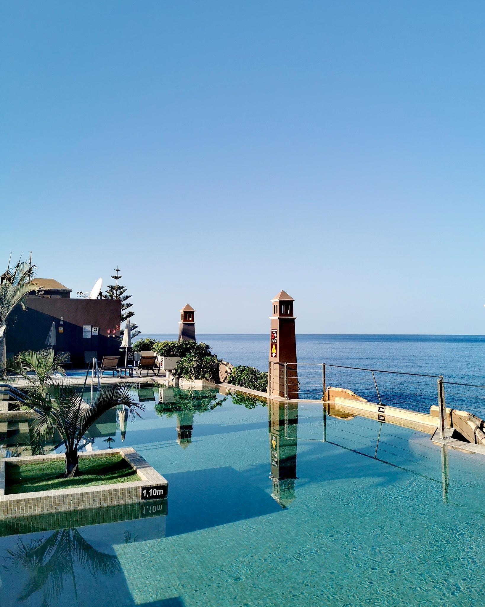 Hotel Playa Calera, La Gomera