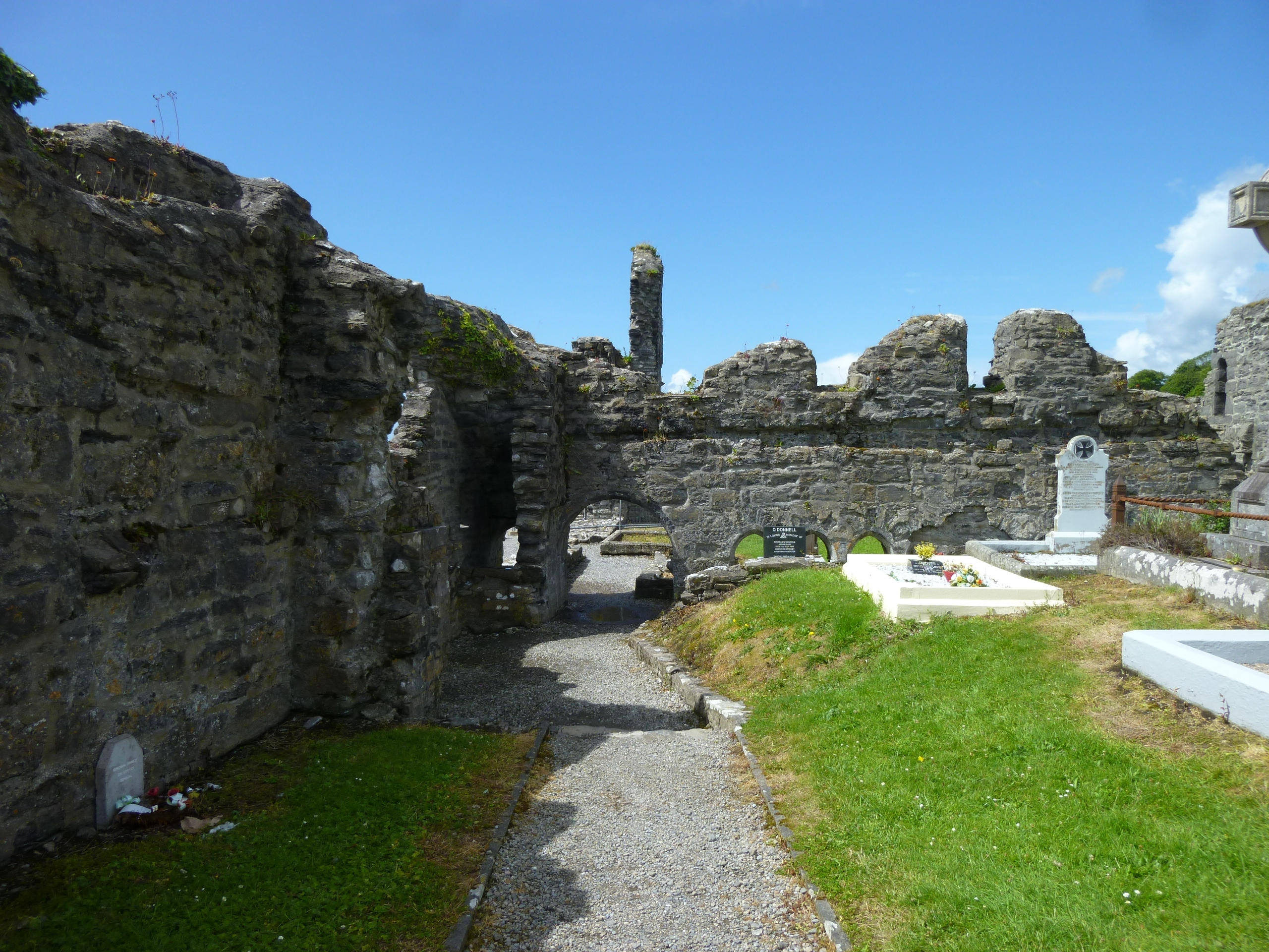 Ireland With Children - The Gaeltacht Day 6: Donegal Town