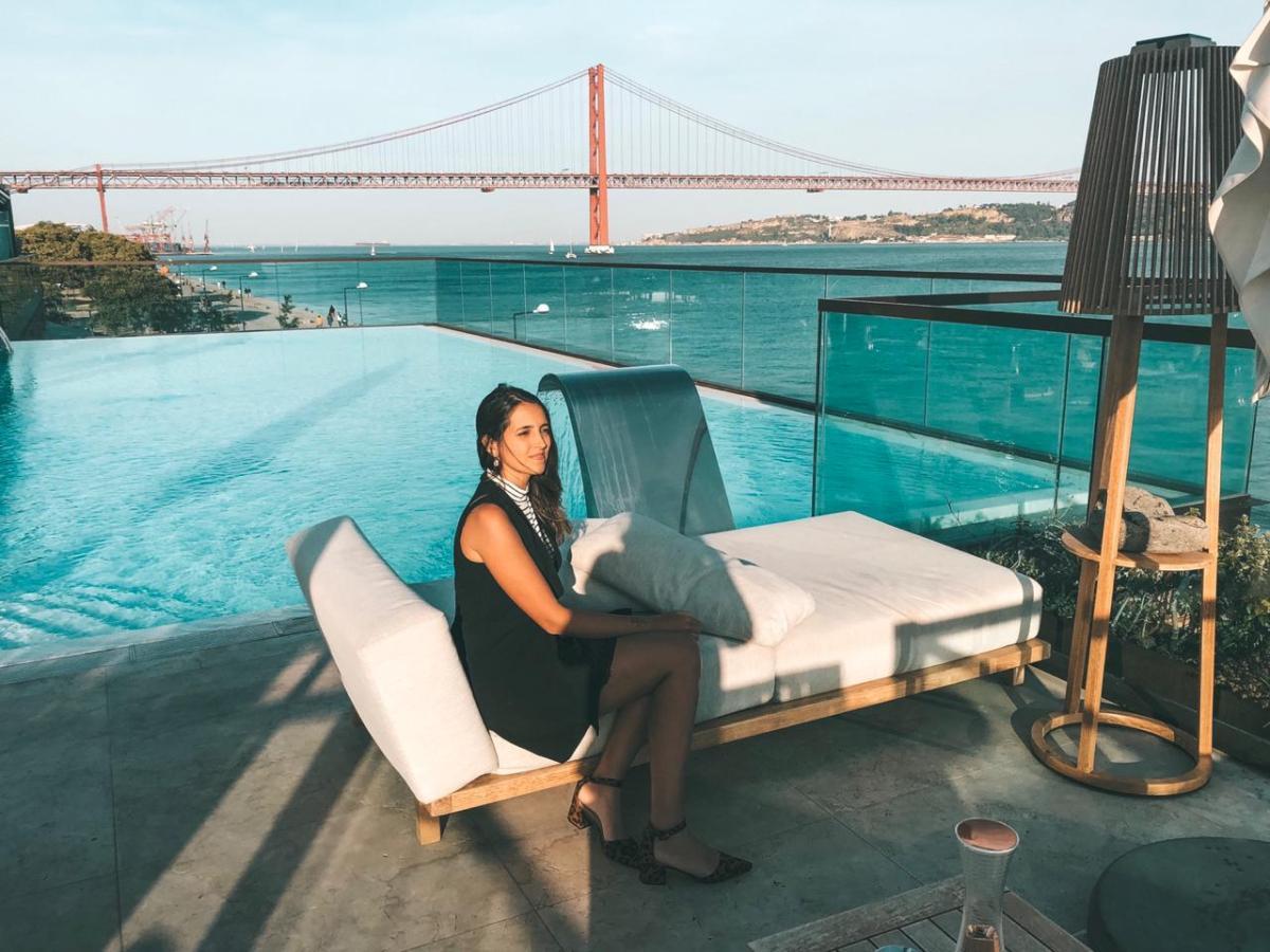 Piscina do SUD Lisboa (Foto: Trip To Follow)
