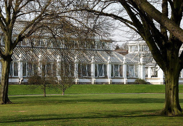 Kew Gardens in London