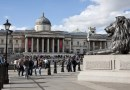 Visitors flock to London attractions