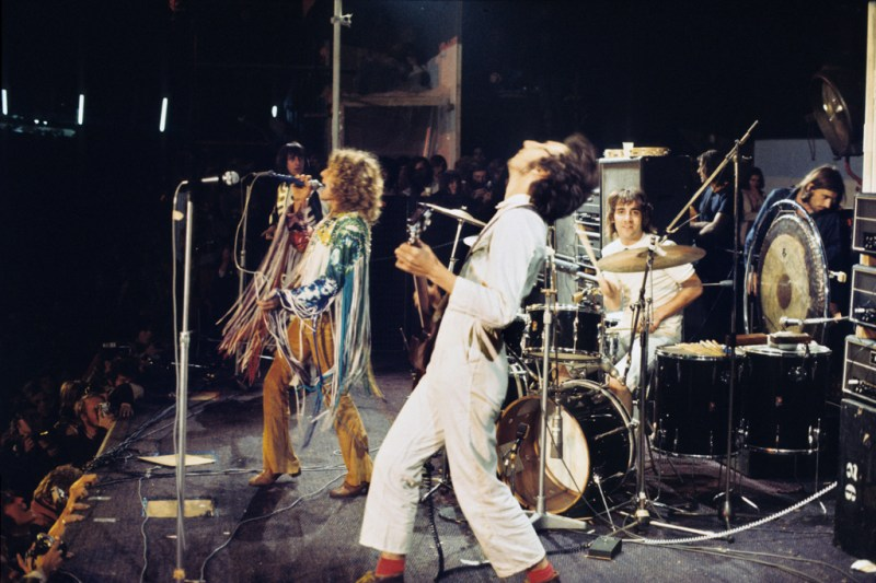 The Who - Isle of Wight 1970 by Charles Everest
