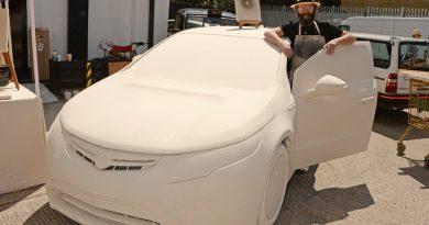 Gavin Turk on Art Car Boot Fair's first virtual foray
