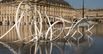 There's going to be an outdoor sculpture trail in Mayfair
