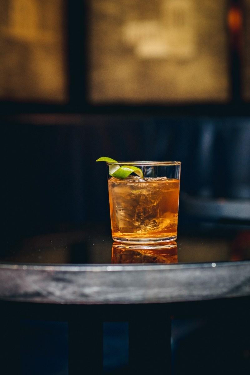 Park drop cocktail