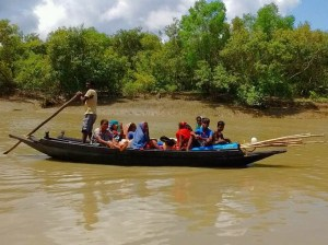 HOR TO REACH SUNDARBAN