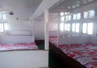 House boat Of sundarban