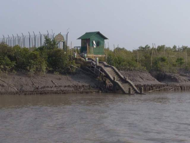 Sundarban watch tower