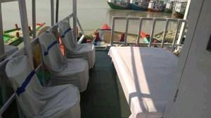 trip to sundarbans boat