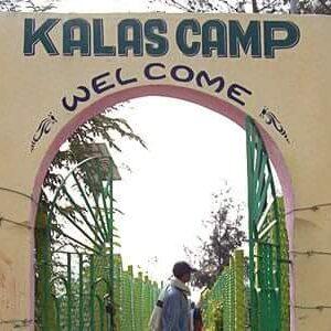 Bpnnie camp Kalas Island