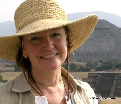 Elaine Masters, Trip Wellness, Teotihuacan