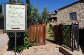 Agritourismo gate