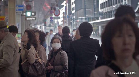 Japan mask kyoto, travel packing tips, trip wellness