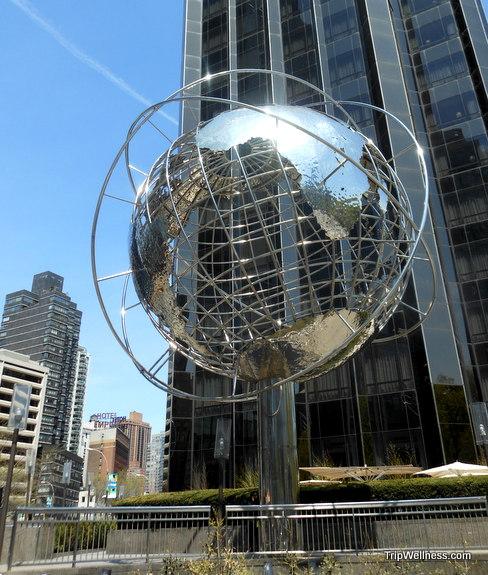 New York Globe, trip wellness, walking tours in new york