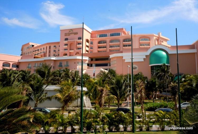 Fiesta Americana , Grand Coral Beach Cancun, trip wellness