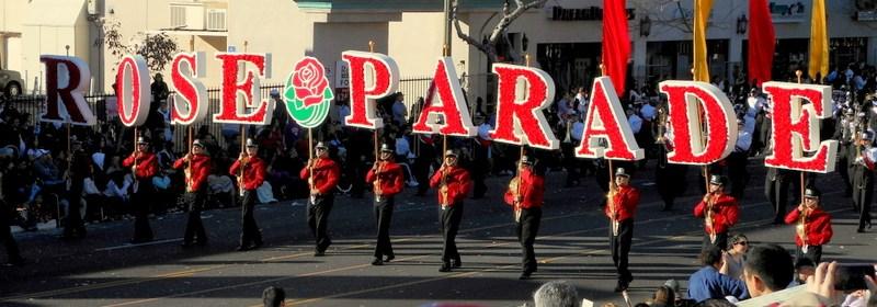 visiting the rose parade, trip wellness
