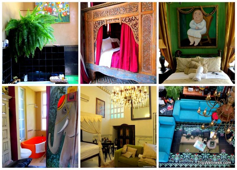 Rio de Rivera Rooms, Boutique hotels in Puerto Rivera, trip wellness