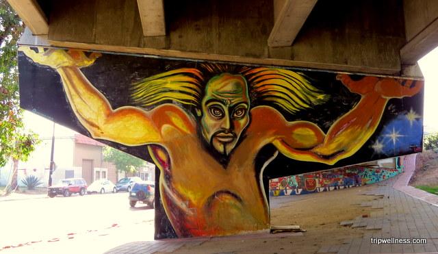 Struggle immortalized in Barrio Logan