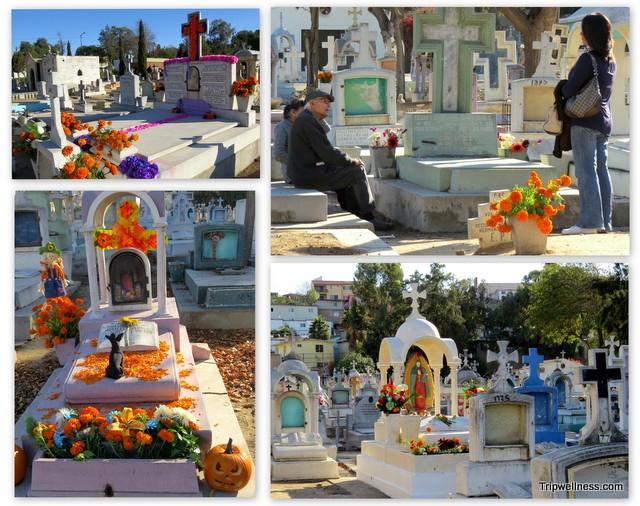 Puerta Blanca Cemetery, Tijuana