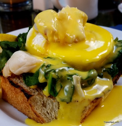 O-B Breakfast in Fort Lauderdale historic district