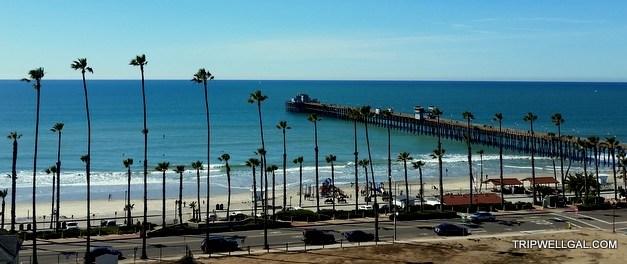 A California beach adventure in Oceanside