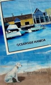Oceanside murals are part of your California beach adventure