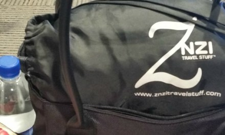 Your neck will thank you – Znzi Travel Pillow