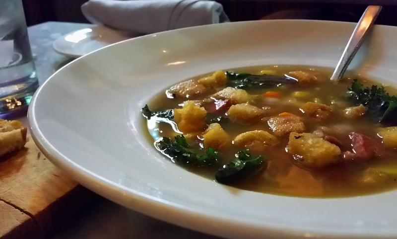 Anson soup in El Paso