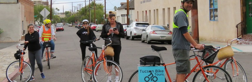 Tucson bike tour begins downtown