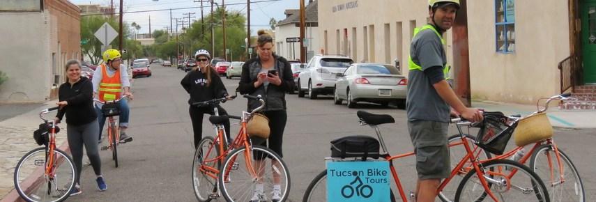 Tucson bike tour begins downtown
