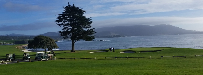 Pebble Beach Golf Resort – Indulge in sustainable luxury