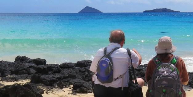 Boobies, lava and teeming seas – Cruising the Galapagos Islands