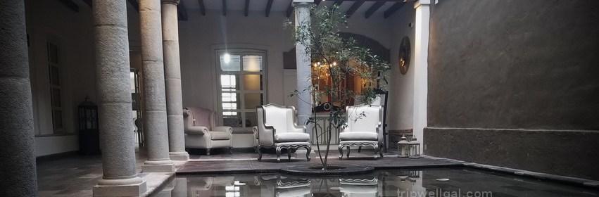 Quito 39 s illa experience luxury hotel review for Design hotel quito