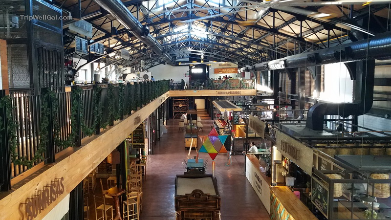 El Merkado is a new food and drink destination offering local vendors and harvests.