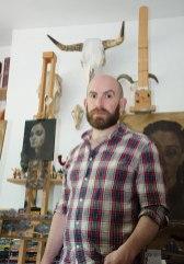 Simon-Davis-studio-West-Ham-London-E13-27th-May-2015-medium-shot-col-pic#3